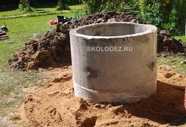Процесс по устройству песчанного замка