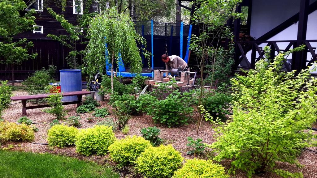 Чистка и ремонт колодца в Звенигороде