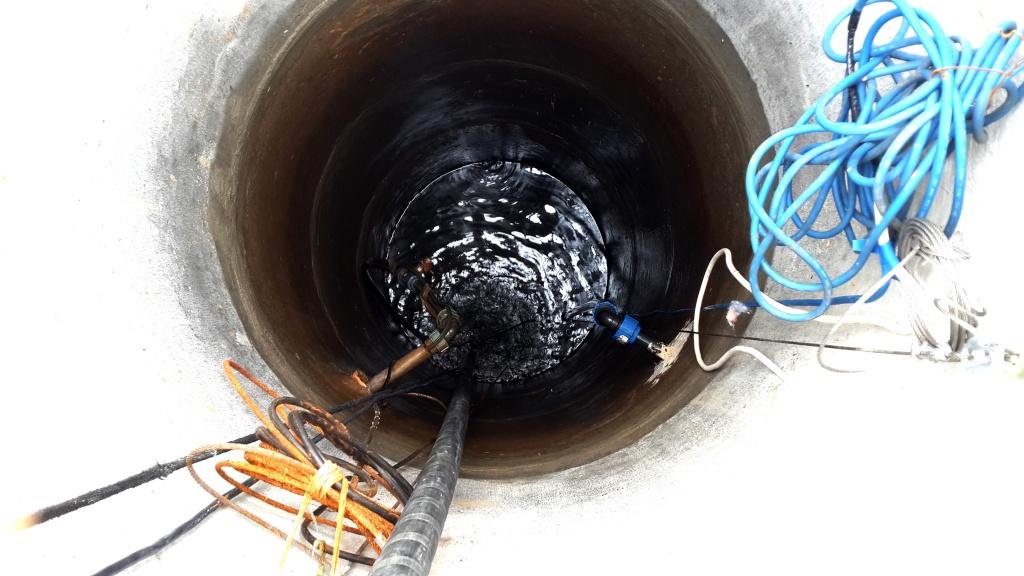 Чистка и ремонт колодца в Ногинске