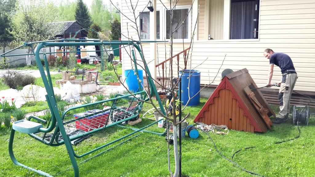 Чистка и ремонт колодца в Домодедовском районе