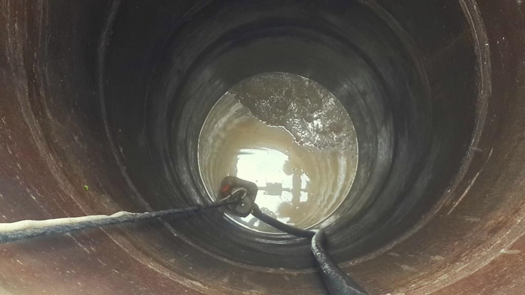 Чистка и ремонт колодца в Истре